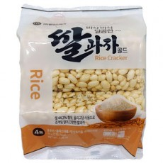 Rice Snack Gold